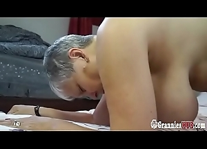 Chubby Granny Savana Likes Everlasting Youthful Cock