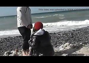 Screwed by strangers on the beach-Part2 on Jerkicho.Com