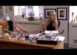 Jennifer Aniston'_s feet beyond 30 Rock