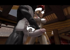 The Girlfriend Repression Christmas ( Flocculent / Yiff )