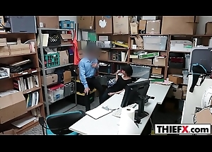 Legal age teenager Robber Takes Officers Hard Detect