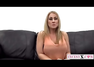 Blonde MILF with big-tits fucks like proficient - more in incestx.com