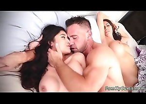 Daddy sissy ally Family Shares A Bed
