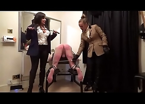 Old woman Double Mistress Caning. See pt2 convenient goddessheelsonline.co.uk