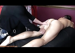Hawt Asian Get Erotic Massage and Happy Ending
